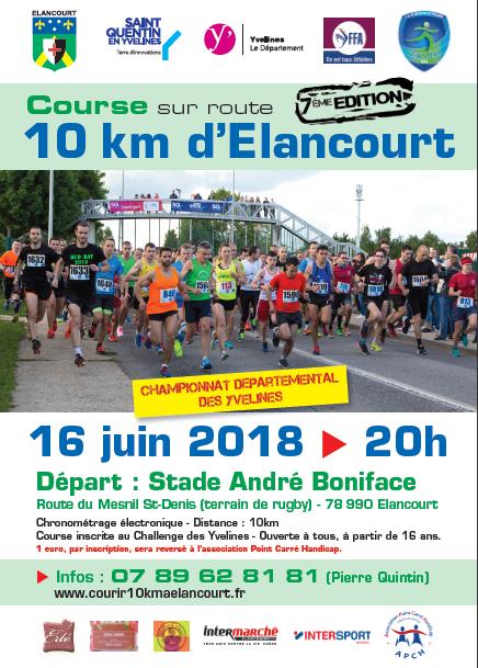 """Résultat de recherche d'images pour """"10km elancourt 2018"""""""